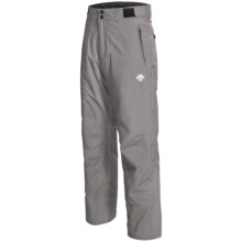 Descente Greyhawk Ski Pants - Insulated (For Men) in Charcoal - Closeouts