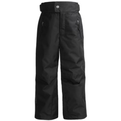 Descente Lou Snow Pants - Insulated (For Boys) in Black