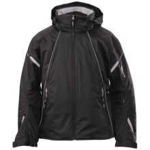 Descente Marshal Ski Jacket - Waterproof, Insulated (For Men) in Black - Closeouts