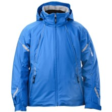 Descente Marshal Ski Jacket - Waterproof, Insulated (For Men) in Cobalt Blue - Closeouts