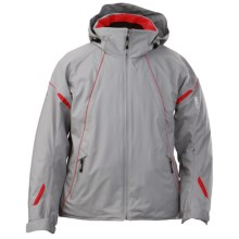 Descente Marshal Ski Jacket - Waterproof, Insulated (For Men) in Grey Silver - Closeouts