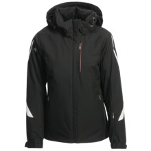 Descente Paige Ski Jacket - Insulation (For Women) in Black - Closeouts