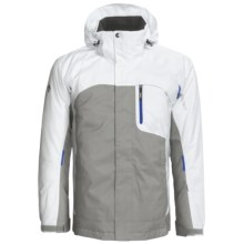 Descente Rio Down Ski Jacket (For Men) in Super White - Closeouts