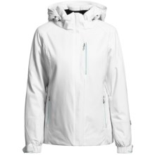 Descente Savannah Ski Jacket - Insulated (For Women) in Super White - Closeouts