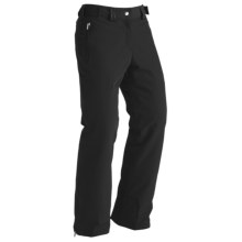 Descente Struts Snow Pants - Insulated (For Women) in Black - Closeouts