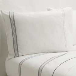 Designers Guild Baratti Standard Pillowcase - 200 TC Cotton Percale in Baratti