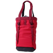 Detours Ballard Market Pannier Bag in Red - Closeouts