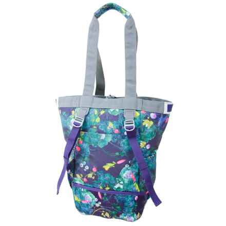 Detours Ballard Market Pannier in Purple - Closeouts