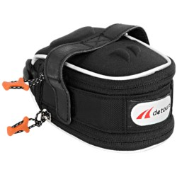 Detours Bike Mini Under Seat Bag in Black