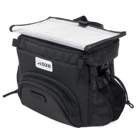 Detours D2R Handlebar Bag in Black