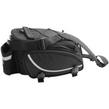 Detours D2R Trunk Bag in Black - Closeouts