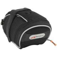 Detours Guppy Seat Bag - Medium in Black - Closeouts