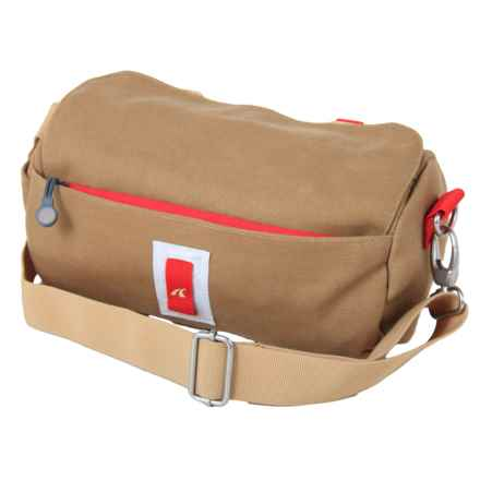 Detours Rainier Handlebar Duffel Bag in Tan - Closeouts