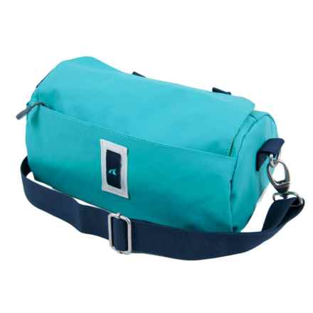 Detours Rainier Handlebar Duffel Bag in Teal - Closeouts