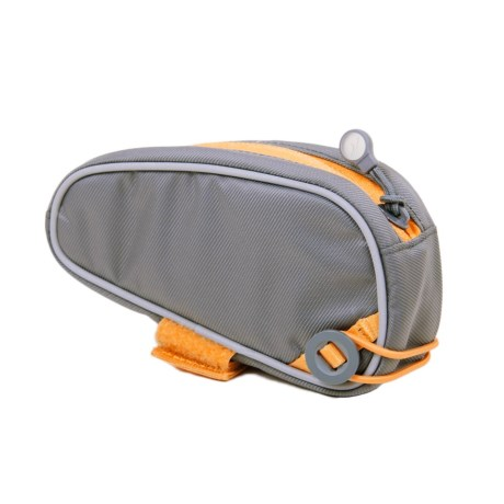 Detours Slice Top Tube Bag in Gray