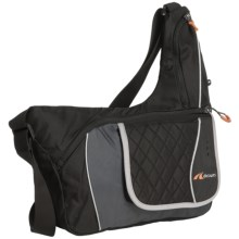 Detours Soho Shoulder Bag in Black - Closeouts