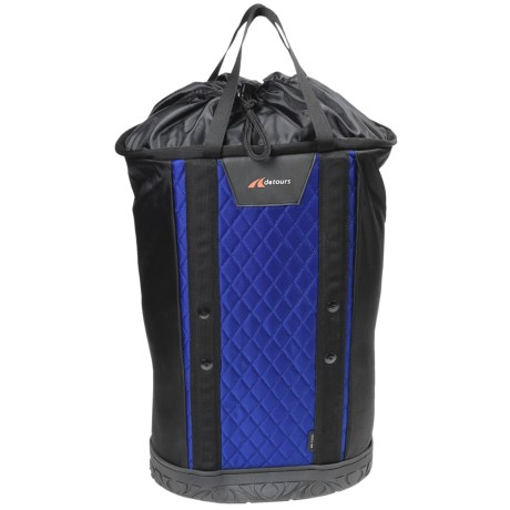 Detours Teeco Too Backpack in Blue