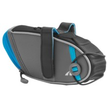 Detours Wedgie Seat Bag - Large in Gray/Blue - Closeouts