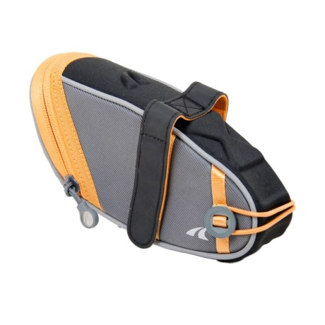 Detours Wedgie Seat Bag - Large in Gray