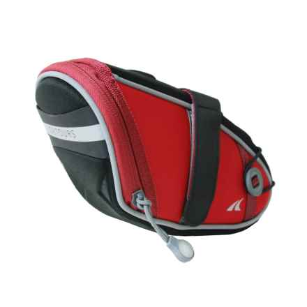 Detours Wedgie Seat Bag - Large in Red - Closeouts
