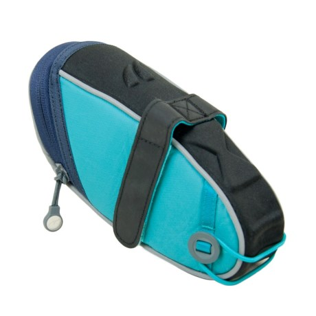 Detours Wedgie Seat Bag - Large in Teal