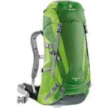 Deuter AC Aera 28 SL Backpack - Internal Frame (For Women) in Emerald/Kiwi - Closeouts