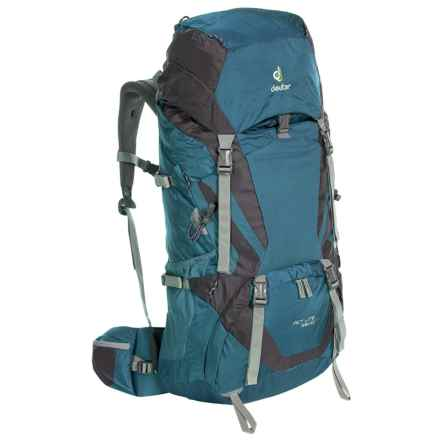 Deuter ACT Lite 65+10 Backpack in Artic/Granite - Closeouts