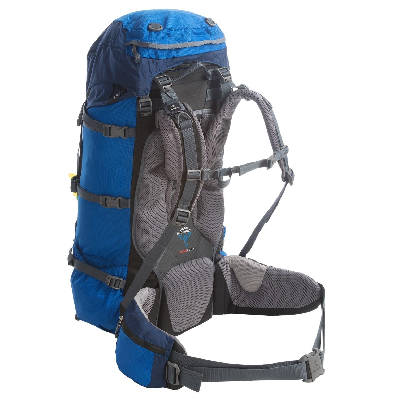 deuter aircontact 60 10 sl backpack for women 108jv. Black Bedroom Furniture Sets. Home Design Ideas