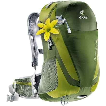 Deuter Airlite 26 SL Backpack - Internal Frame (For Women) in Pine/Moss - Closeouts