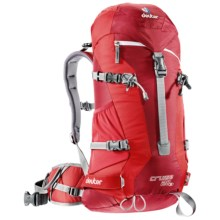 Deuter Cruise 28 SL Backpack (For Women) in Cranberry/Fire - Closeouts