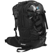 Deuter Freerider 26 Backpack in Black - Closeouts