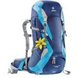 Deuter Futura Pro 34 SL Backpack - Internal Frame (For Women)