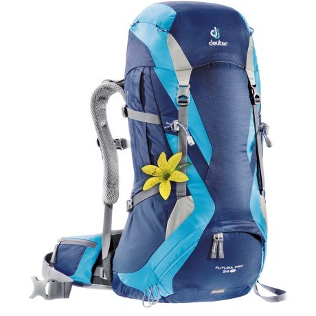 Deuter Futura Pro 34 SL Backpack - Internal Frame (For Women)