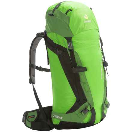 Deuter Guide 35+ Backpack in Kiwi/Emerald - Closeouts