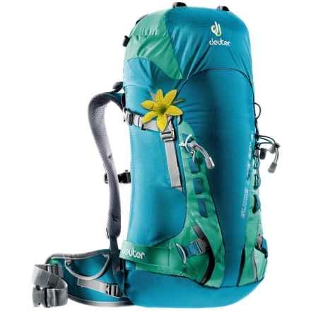 Deuter Guide Lite 28+ SL Backpack (For Women) in Petrol/Mint - Closeouts