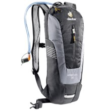 Deuter Hydro Lite 3.0 Hydration Pack - 100 fl.oz. in Black/Titan - Closeouts