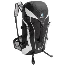Deuter Pace 30 Backpack in Black/White - Closeouts