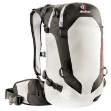 Deuter Provoke Backpack - 14L (For Women) in White/Black - Closeouts