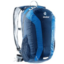 Deuter Speed Lite 15 Backpack in Midnight/Ocean - Closeouts