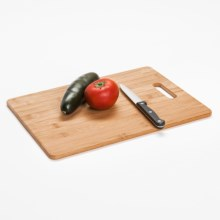 "Dexas Bamboo Cutting Board - 11x14-1/2"" in Bamboo - Overstock"