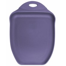 "Dexas Chop and Scoop Cutting Board - 9.5x13"" in Purple - Overstock"