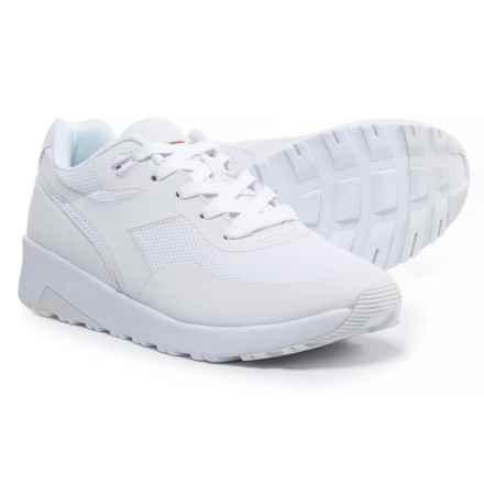 Diadora Evo Run Sneakers (For Men) in White - Closeouts