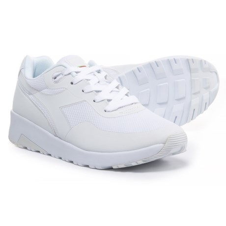 Diadora Evo Run Sneakers (For Men) in White