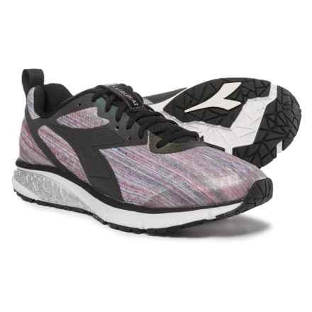 Diadora Kuruka 2 Hip Running Shoes (For Men) in C0199 Black /Black /Black - Closeouts