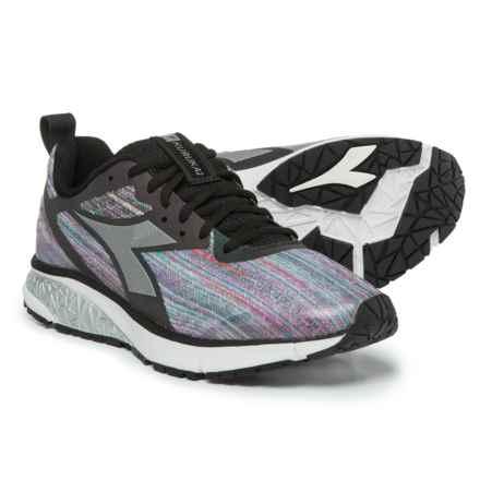 Diadora Kuruka 2 Hip Running Shoes (For Women) in C1530 Black/White/White - Closeouts