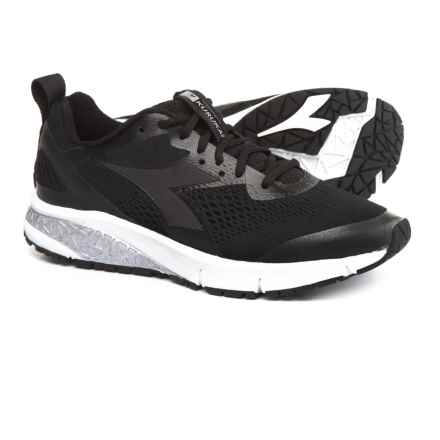 Diadora Kuruka 2 Running Shoes (For Women) in Black /Black /Black - Closeouts