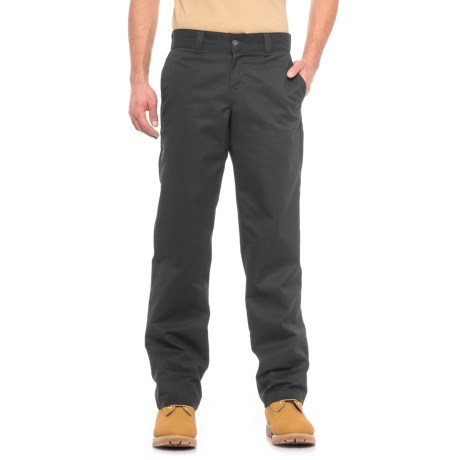 Dickies '67 Industrial Work Pants - Regular Fit, Straight Leg (For Men) in Black