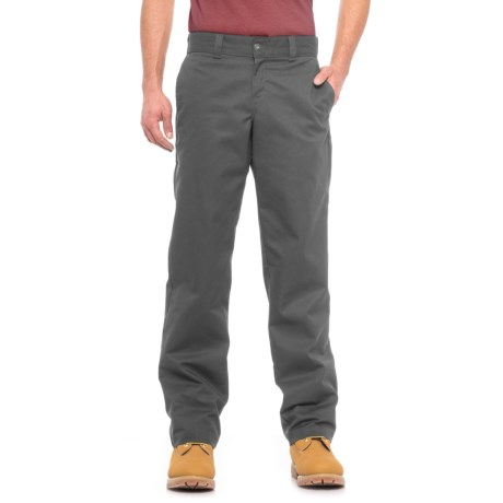 Dickies '67 Industrial Work Pants - Regular Fit, Straight Leg (For Men) in Charcoal