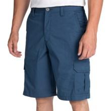"""Dickies 11"""" Regular Fit Cargo Shorts (For Men) in Dark Denim - Closeouts"""