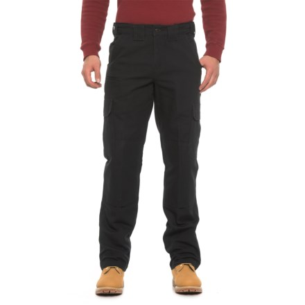 eadc2c4c4 Dickies Canvas Tactical Pants - Relaxed Fit, Straight Leg (For Men) in Black